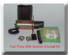 Fuel Pump W/ Strainer Fits: Acura Chevrolet  Chrysler Dodge Eagle Ford Geo Honda