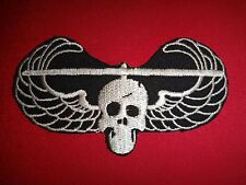 US Army Air Assault Unit DEATH SKULL Vietnam War Patch