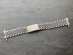 Omega  Beads of Rice USA Steel bracelet 12 end links
