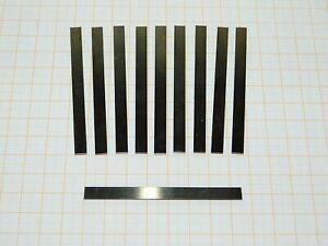 Zuschnitt Stahl Stahlzuschnitt dreieckig Knotenblech verschiedene Größen