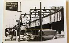 NYC New York City Photo Traffic Jam 1975 VTG