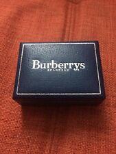Vintage Burberry Cuff Links 60's Era