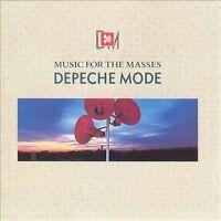 Depeche Mode : Music for the Masses CD