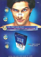 Nivea For Men Face Cleansing 1999 Magazine Advert #7798