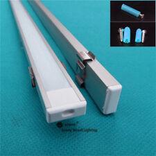 5m 10pcs 0.5m led aluminium profile for 10mm 5050 ,5630 ,3528 strip