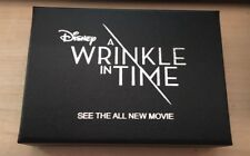 Wrinkle in Time by Disney Promo giveaways