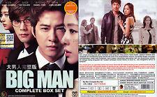 BIG MAN / 빅맨 (1-16 End) 2014 Korean Drama DVD with English Subtitles