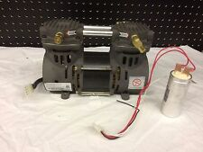 Used Tested Devilbiss Air Compressor ZW280D2-75 w/ Capacitor 525DZ-541