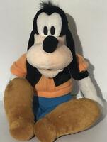 "Disney GOOFY Plush Stuffed Toy Walt Disney World 15"""