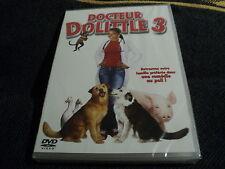 "DVD NEUF ""DOCTEUR DOLITTLE 3"" Kyla PRATT, John AMOS / film enfants"