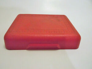 Gott Tote Cooler Lid Cover Top Red Replacement Part 1806 Panduit Corp