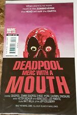 DEADPOOL: merc with a mouth   #3