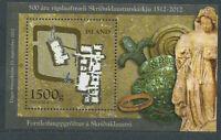 Iceland Mail 2012 Yvert 1296 MNH