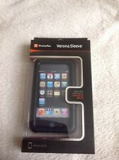 Black Verona Sleeve Case for Apple iPod Touch 2G