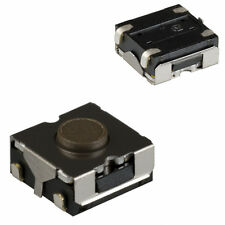 50PC SWITCH TACTILE SPST-NO 0.02A 15V BY PANASONIC #EVQ-PHP03T * FREE SHIPPING*