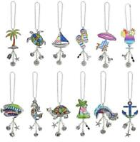 New Ganz CAR CHARM Make Everyday Paradise Rearview Mirror Ornament Gift -U Pick