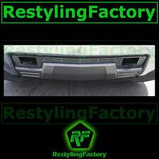 2014 Chevy Silverado 1500 Chrome Lower Bumper Billet Grille Insert w/ Tow Hook