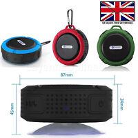 Outdoor Waterproof Portable Bluetooth Wireless Speaker Speakers / Built In Mic