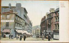 Halifax, Nova Scotia NS, Canada 1907 Postcard: Crown Street / Downtown