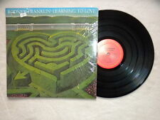 "LP RODNEY FRANKLIN ""Learning To Love"" COLUMBIA FC 38198 USA §"