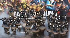 Primaris SPACE MARINES ARMY noir Templiers Pro Painted Made To Order