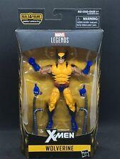 Leyendas De Marvel X-men Wave 3-Apocalipsis Baf Series-Wolverine Figura De Acción