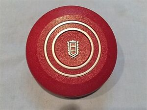 NOS 1978-79 FORD FAIRMONT STEERING WHEEL HORN BUTTON PART #D8BC-3A515-FWA