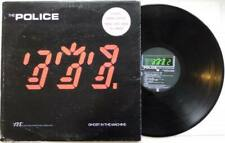 THE POLICE Ghost In The Machine LP Vinyl Phillippines 1981 * RARE