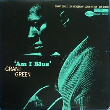 Grant Green Am I Blue BLUE NOTE 84139 KING DY580101 Japan Promo J.Patton LP 377