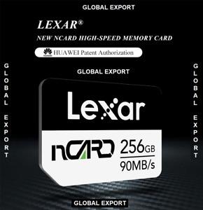 Nano tarjeta nCARD 64GB 128GB 256GB NM tarjeta Max 90 MB/s  HUAWEI / HONOR