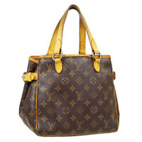 LOUIS VUITTON BATIGNOLLES HAND TOTE BAG VI5007 PURSE MONOGRAM M51156 31848