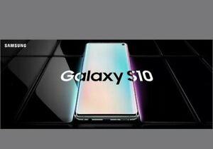 Samsung Galaxy S10 (G973FD) 128GB - Dual Sim - Prism Green - UK Model -Unlocked