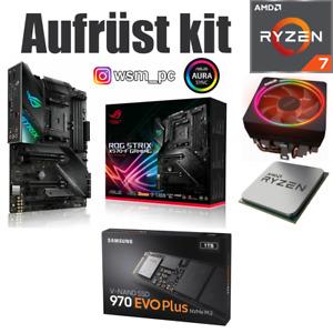 AMD 🆁🆈🆉🅴🅽 7 3700X ● ASUS X570 STRIX Mainboard ● SSD 1TB ●RAM 16GB