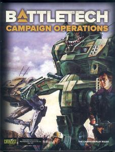 BattleTech  - Campaign Operations 2021 (Catalyst)