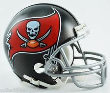 TAMPA BAY BUCCANEERS REPLICA MINI NFL FOOTBALL HELMET - NEW LOGO FOR 2014