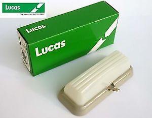 CLASSIC MINI INTERIOR LIGHT UNIT EAM1650 LAMP MK3 74-85 GENUINE LUCAS LPS173 3E7