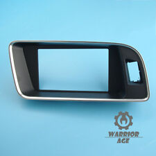 OE Dashboard Display Screen Trim 7'' Cover For Audi Q5 2009-2015 8R1857186P New