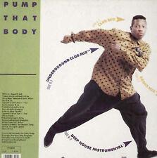MR. LEE - Pump That Body - Jive - ZT 43640 - Ger