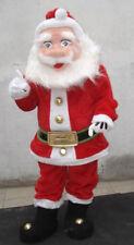 New Santa Mascot Costume