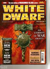 White Dwarf #342 Fantasy Chaos Incursions, 40k paint guide, LOTR Troll Painting