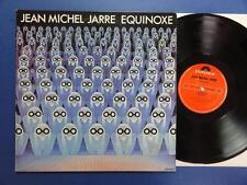 JEAN MICHEL JARRE  EQUINOXE Polydor A6B5 UK LP EX/EX+