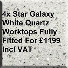 White Kitchen Worktops Ebay
