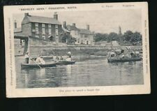Nottinghamshire Pre - 1914 Collectable Advertising Postcards