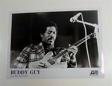 BUDDY GUY - XXL BLUES Atlantic PRESSE Foto SET CARD Photo PICTURE
