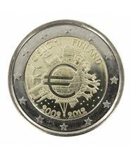 "2 euro commémorative  2012 FINLANDE ""NEUVE UNC"" TYE"