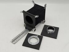 Rare - Multiscope IIIa Camera Lens Macro Bellows for Exakta KE Mount - Germany