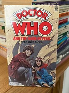 doctor who target book -  THE HAND OF FEAR