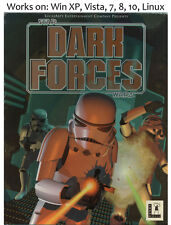 Star Wars: Dark Forces PC Linux Game