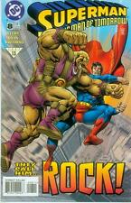 Superman: Man of Tomorrow # 8 (Paul Ryan) (USA, 1997)