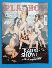Playboy 12/2018 Bonnie Strange Chiara Arrighi